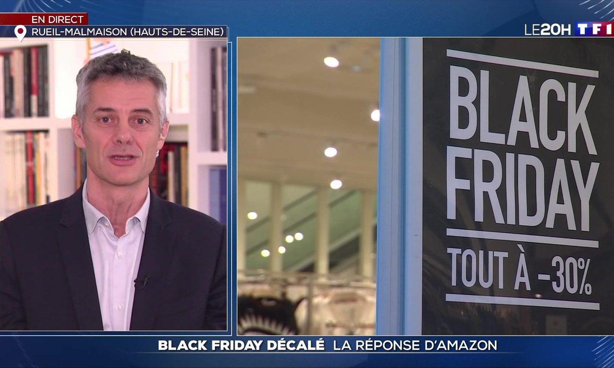 """Frédéric Duval : """"nous avons décidé de reporter la date du Black Friday"""""""