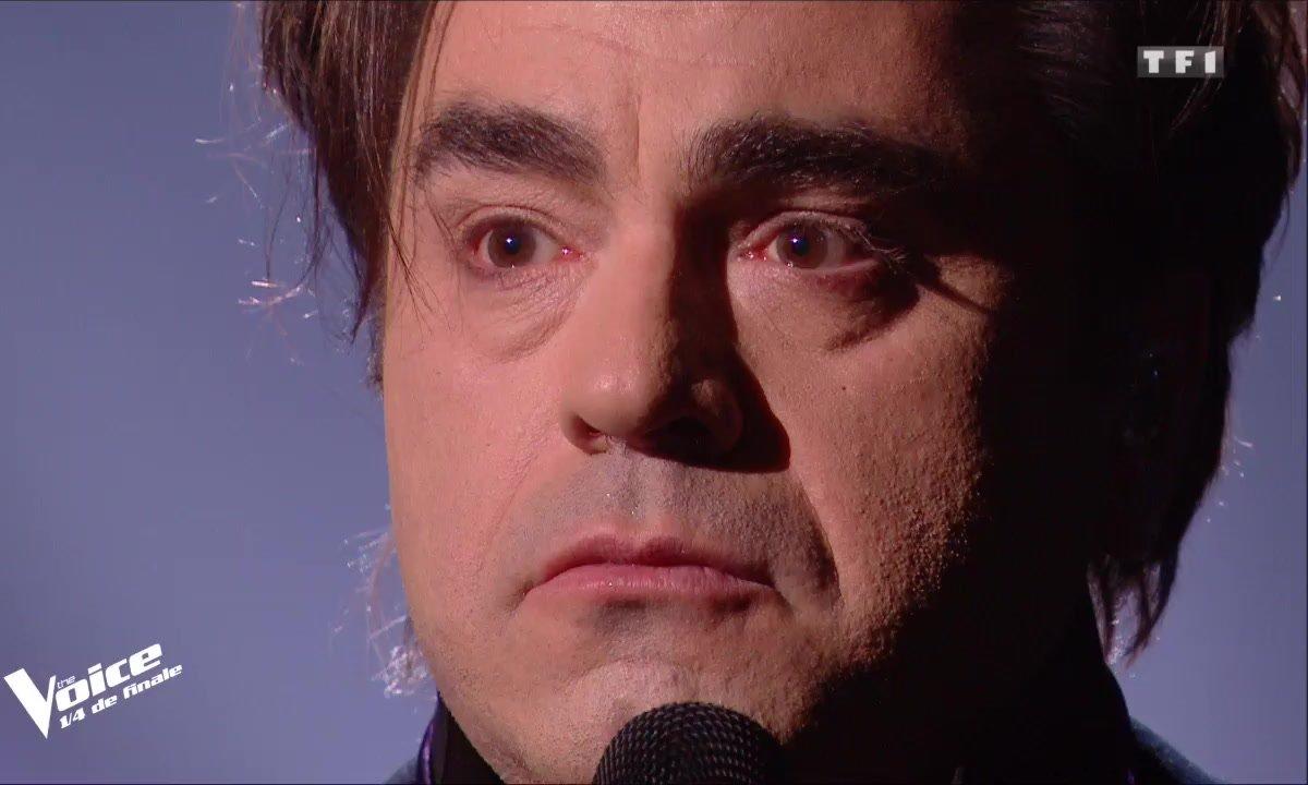 Frédéric Longbois : son émotion ne laisse personne indifférent