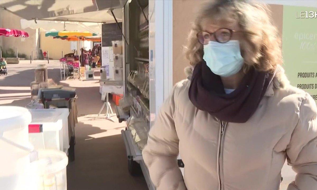 Froid dans le Var : moins sept degrés au réveil