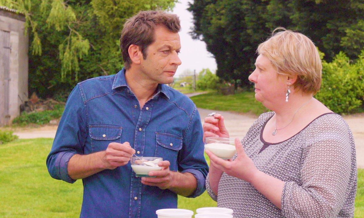 Petits plats en équilibre : sur la route des vacances - Fromage blanc