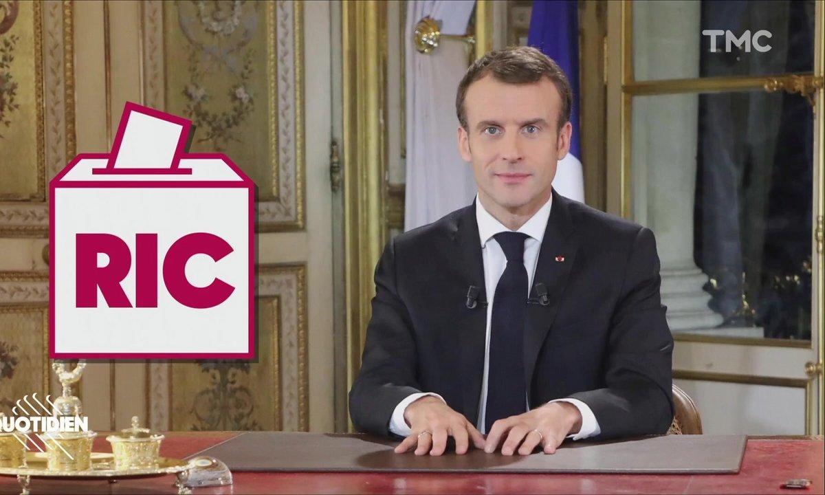 Et si la fuite de ses annonces post Grand Débat rendait service à Emmanuel Macron ?