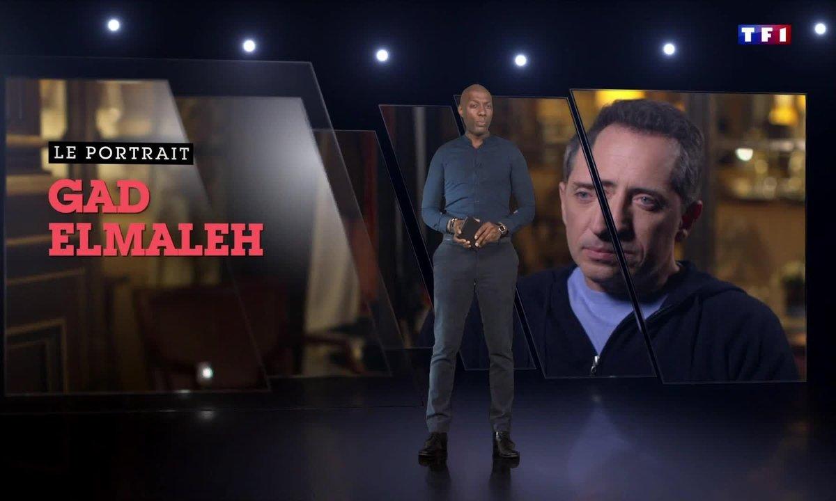 Gad Elmaleh se confie sur ses rires et ses blessures