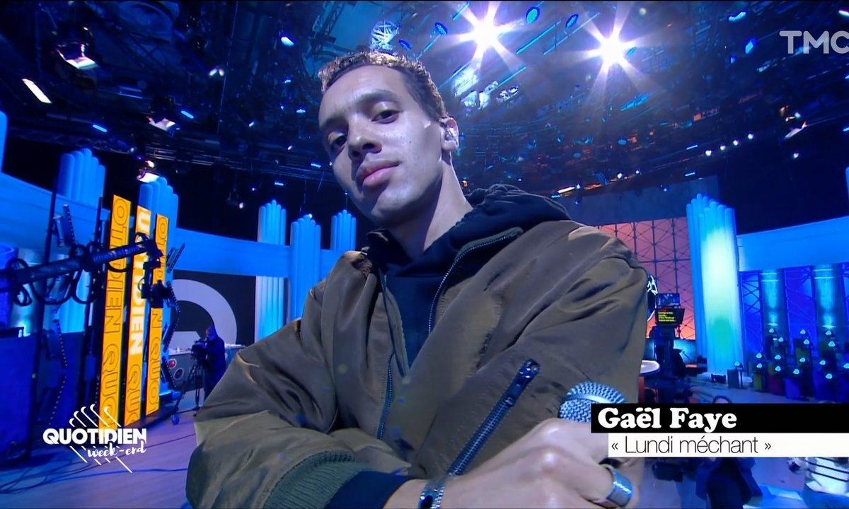 "Gaël Faye : ""Lundi méchant"" en live pour Quotidien"