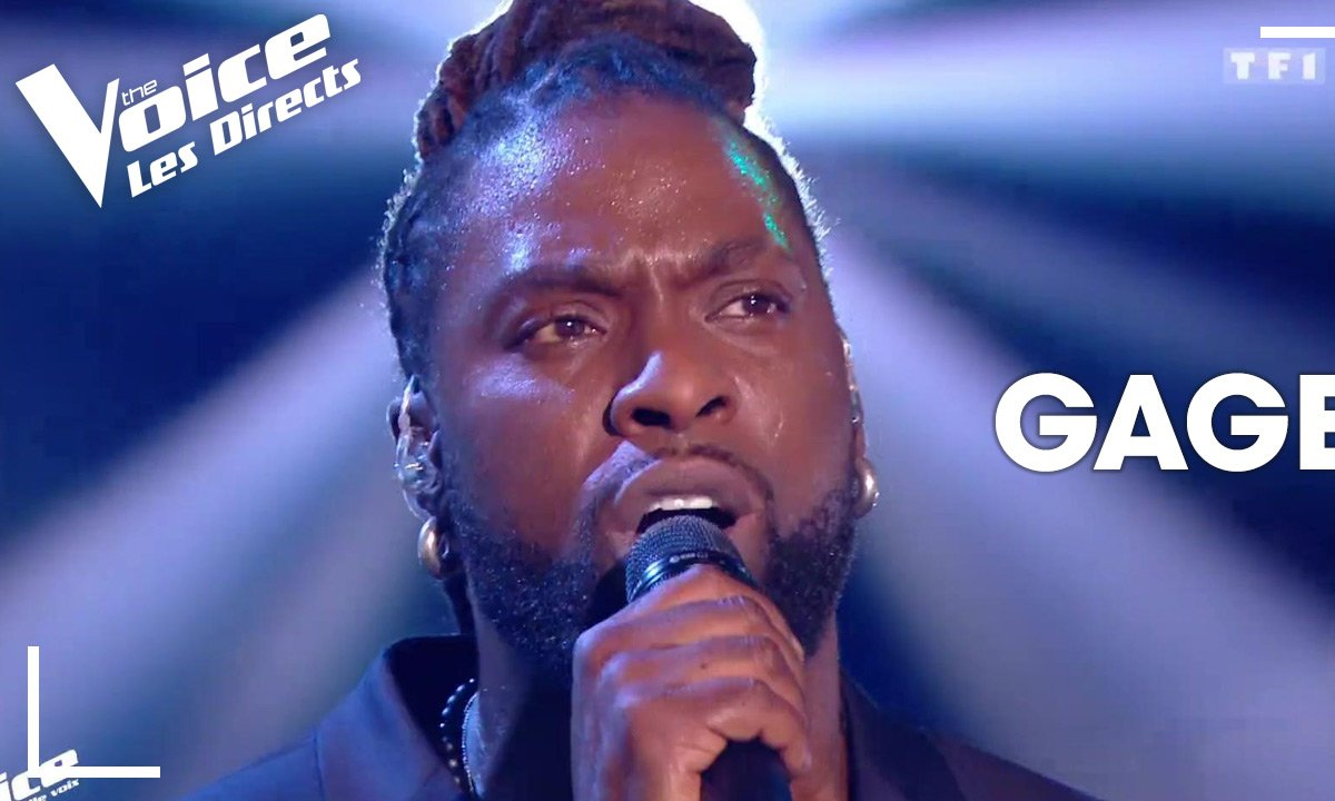 Direct [Soprano] – Gage – « Je te promets » (Johnny Hallyday)