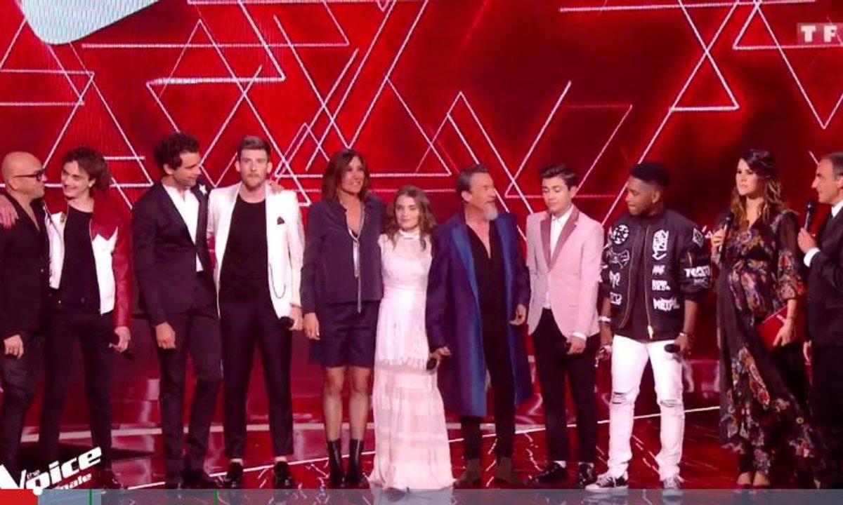 """Et le grand vainqueur de cette septième saison de """"The Voice"""" est..."""