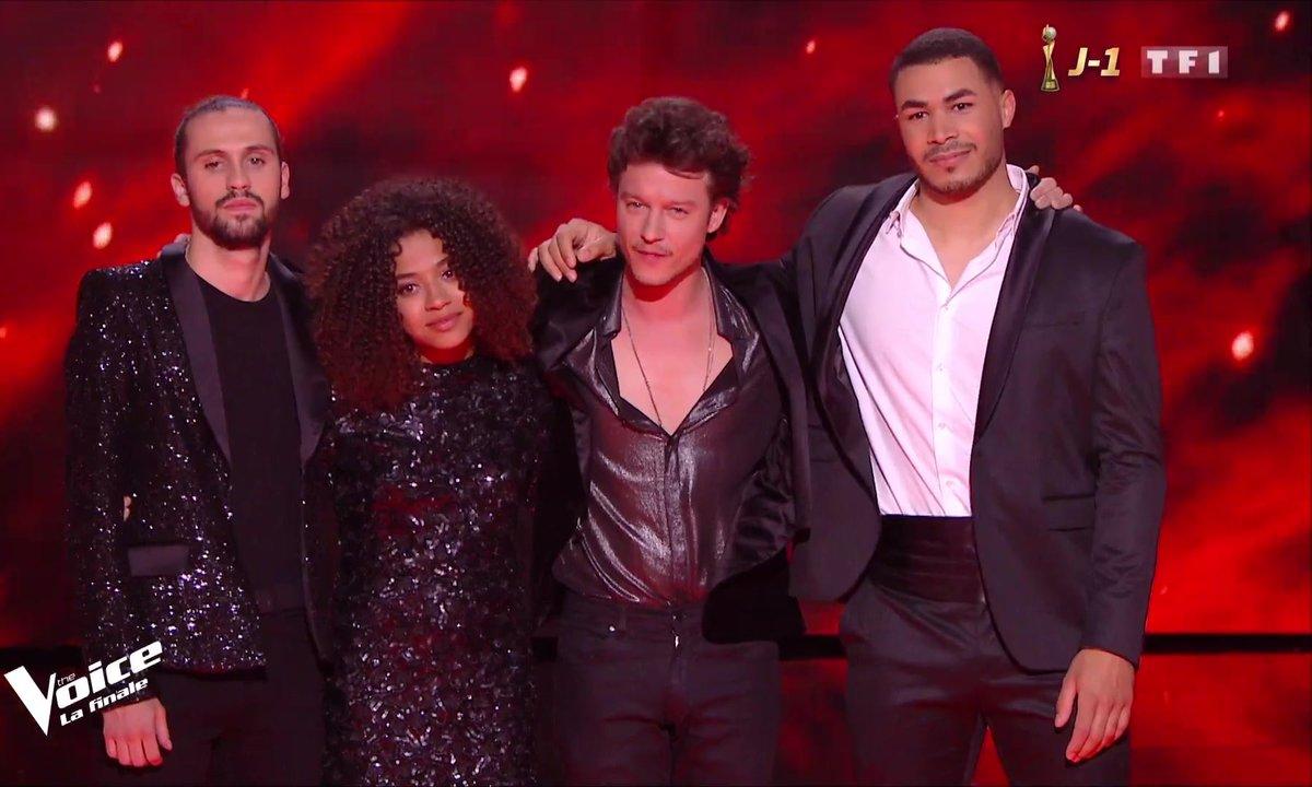 Le gagnant de The Voice 2019 est ....
