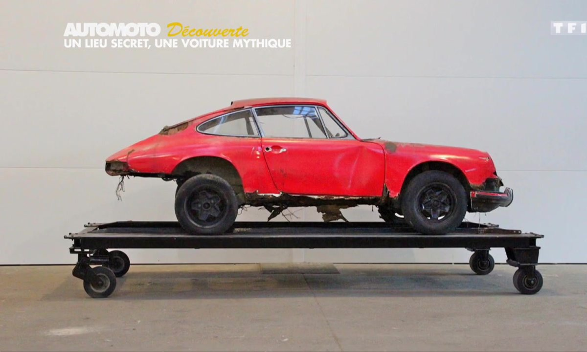 Slate Grey : Le garage qui restaure les Porsche 911