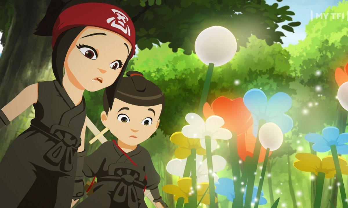 Mini Ninjas - S02 E14 - Le gardien
