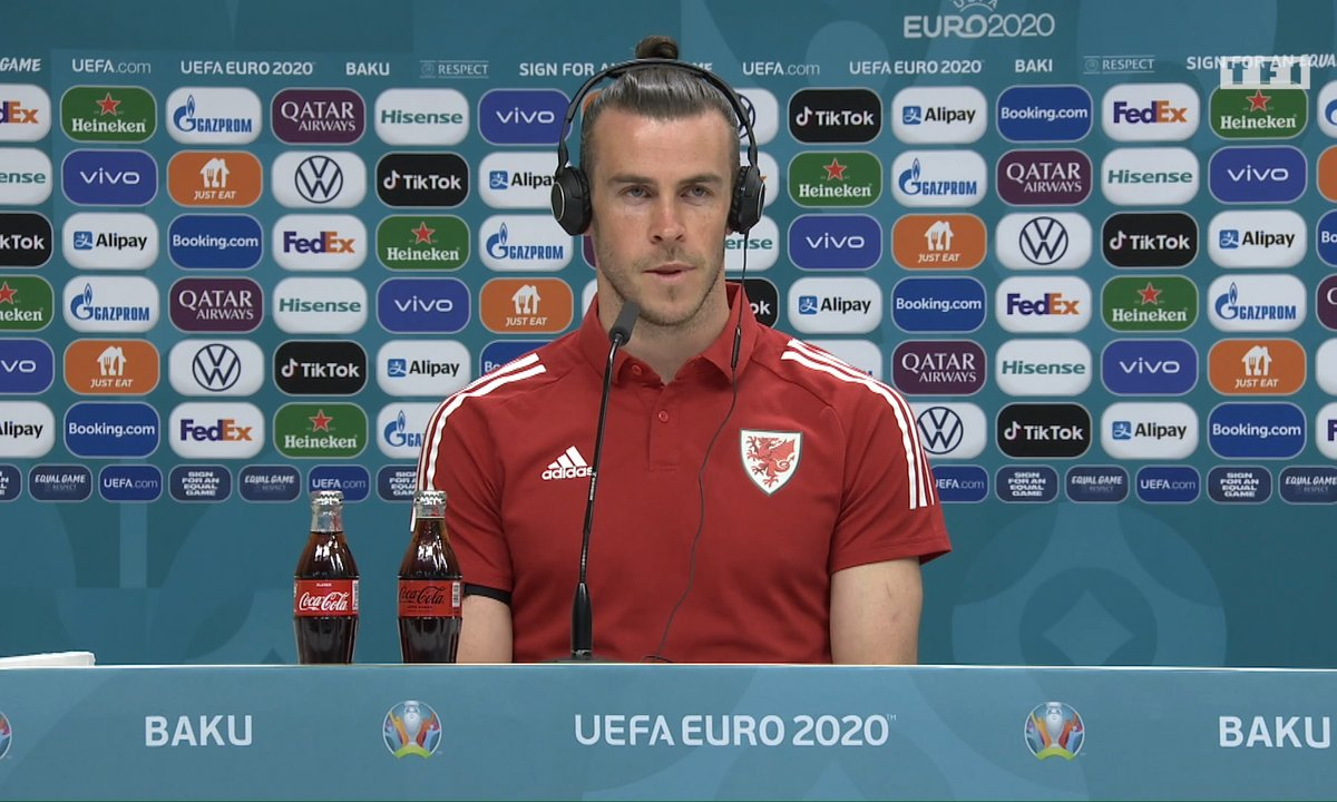 """Gareth Bale : """"je veux juste me donner à 100%"""""""