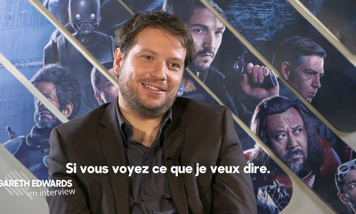 Gareth Edwards le réalisateur de Rogue One répond aux questions des internautes