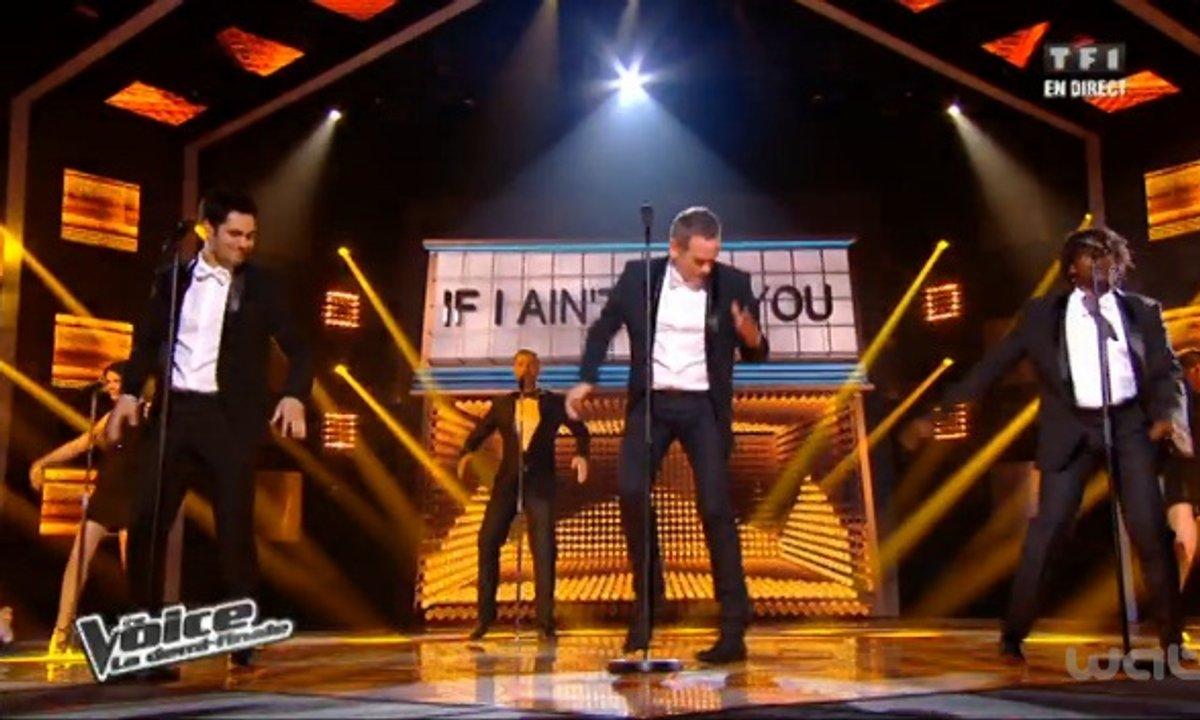 Garou & Yoann Fréget & Emmanuel Djob - If I Ain't Got You (Alicia Keys) (saison 02)