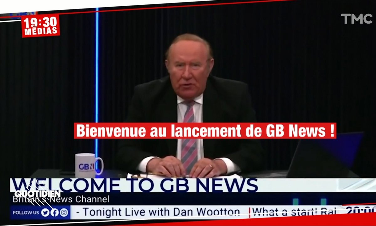 GB News : la chaîne CNEWS made in England