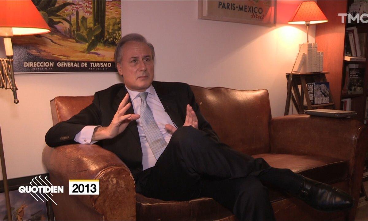George Tron, condamné en appel pour viol et toujours maire… depuis sa cellule