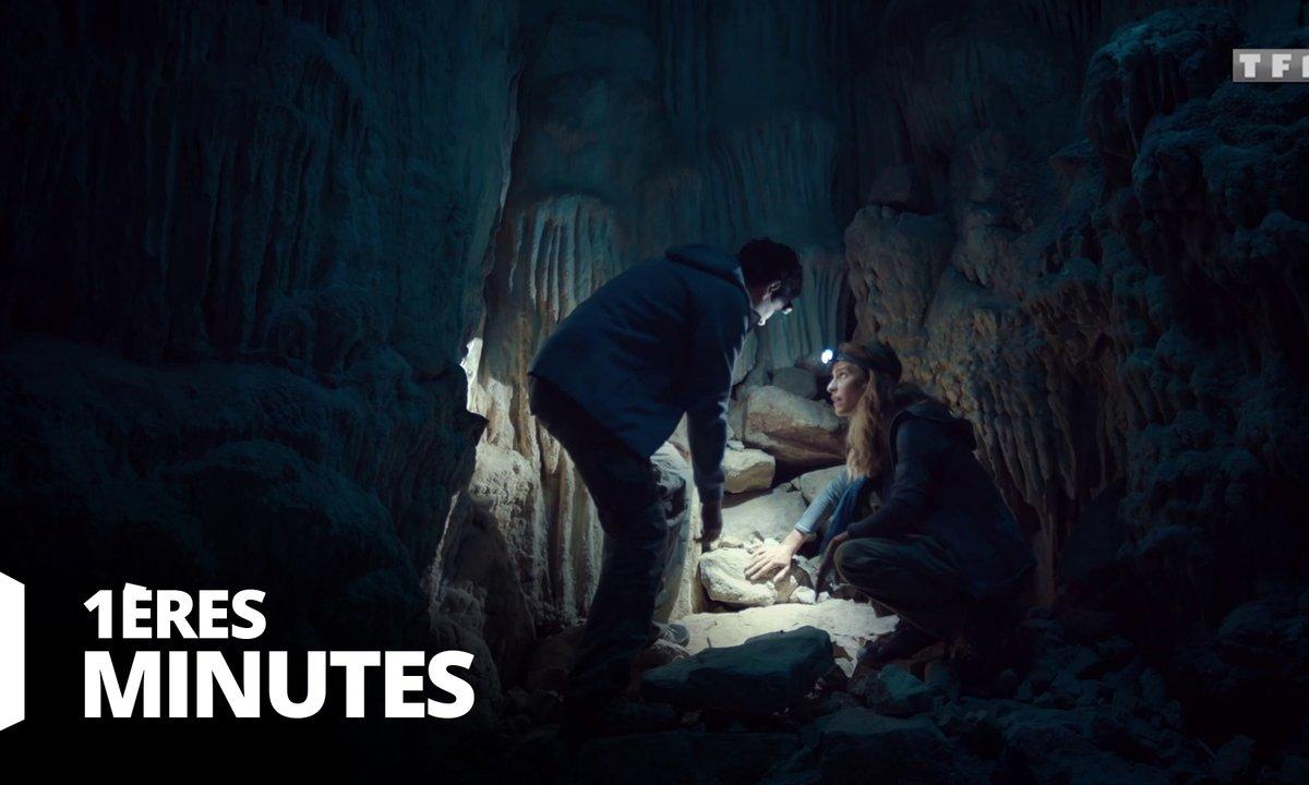 Georges et Victoire emprisonnés dans la grotte – DNA du 16 octobre 2020 en avance
