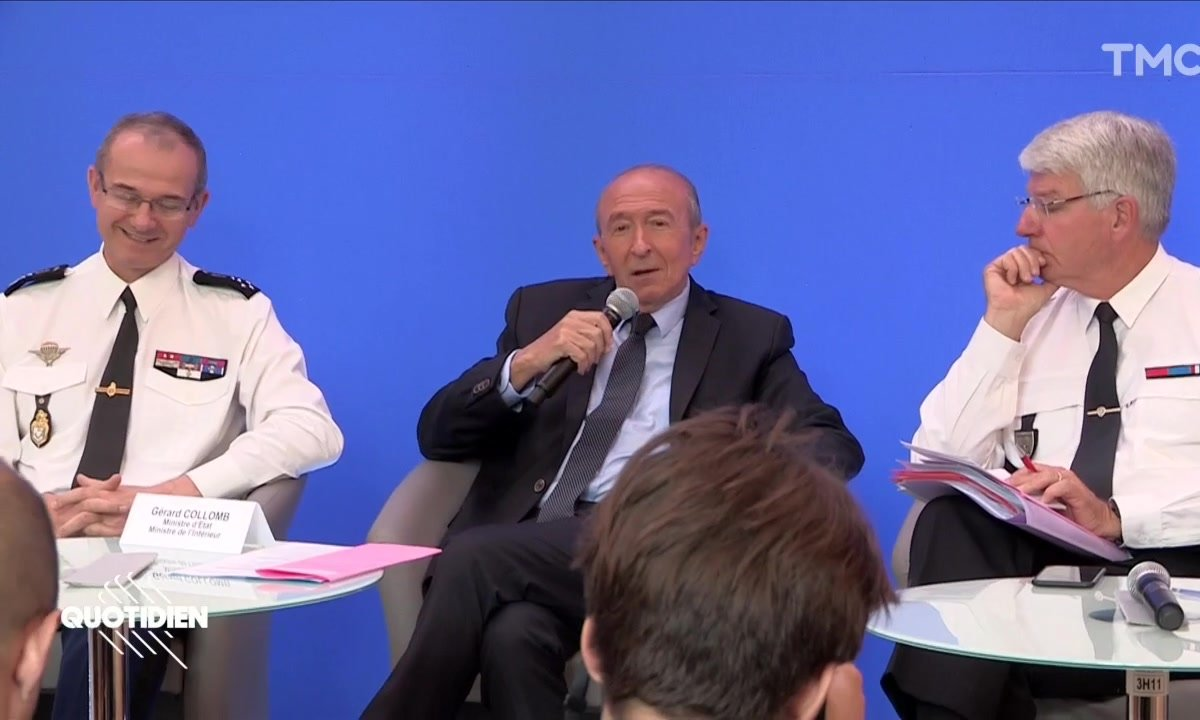 Booba vs Kaaris : Gérard Collomb a choisi son camp