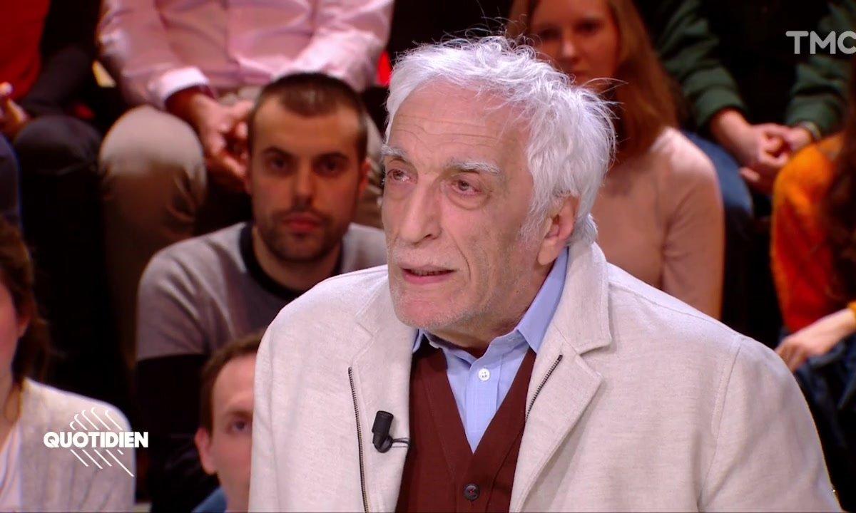 """Gérard Darmon sur Gérard Depardieu : """"J'aime cette homme qui est parti de rien et qui les a tous mis à genoux"""""""