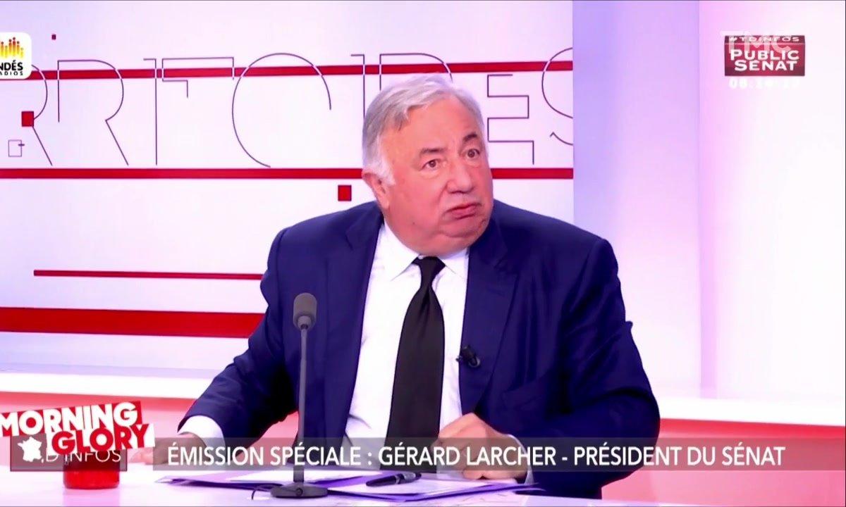 Morning Glory : Gérard - le Démolisseur - Larcher