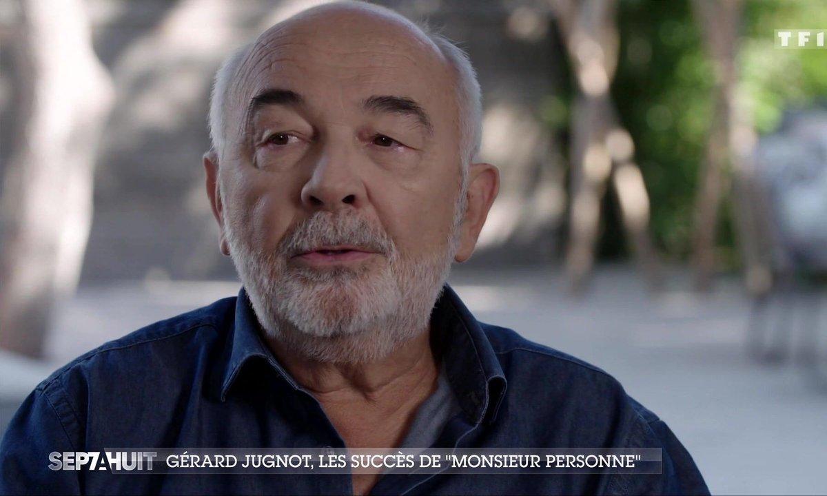 """Gérard Jugnot, les succès de """"Monsieur Personne"""""""