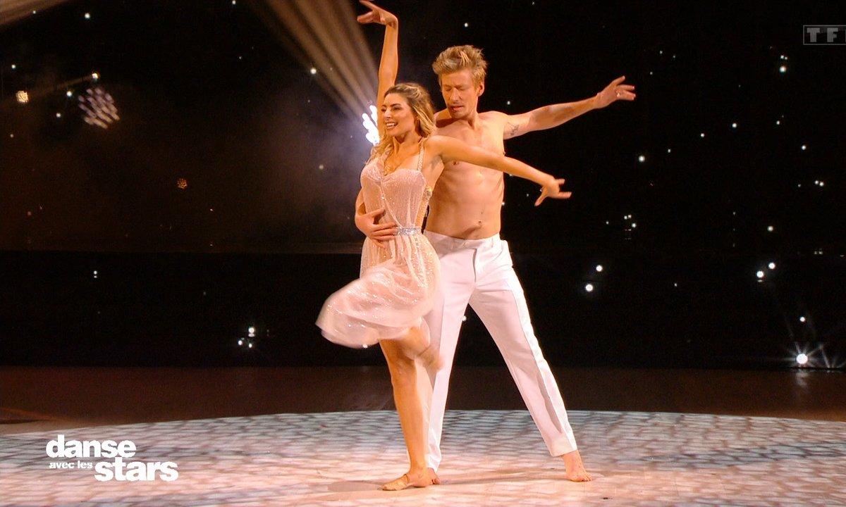 DALS 2021 - Gérémy Crédeville et Candice Pascal – Culum Scott (Dancing on my own)