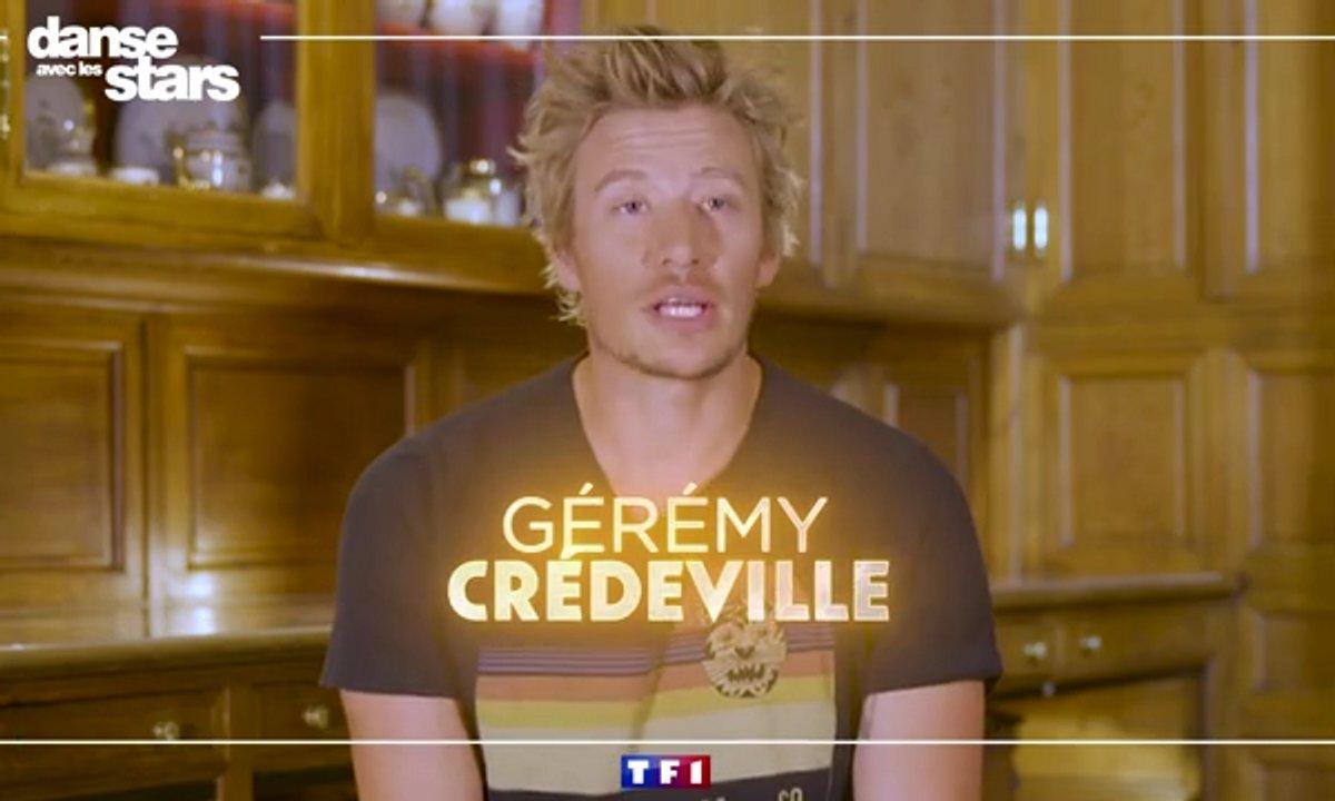 """Danse avec les stars - Gérémy Crédeville : """"Je n'aurai qu'un seul rival..."""""""