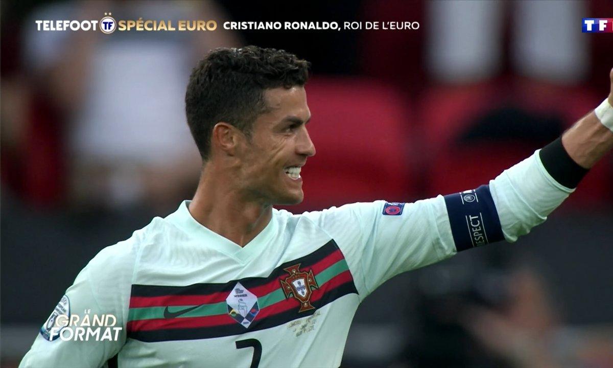 Grand Format - Cristiano Ronaldo, roi de l'Euro