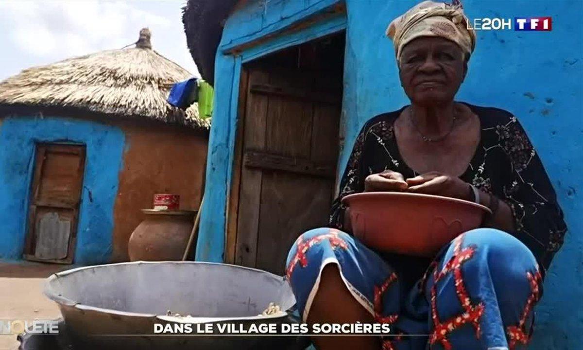 Ghana : immersion dans le village des sorcières