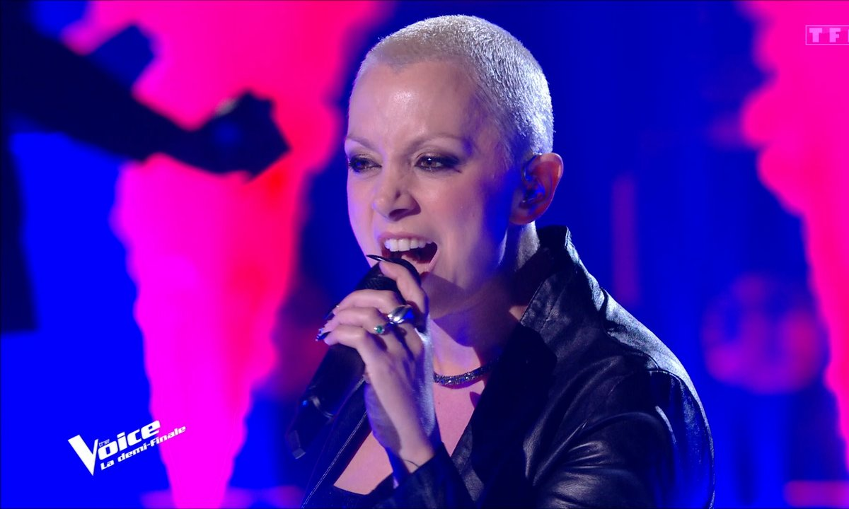 "The Voice 2021 – Giada chante ""Somebody to love"" de Queen (Demi-finale)"