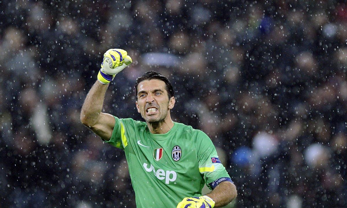 Juventus : Gianluigi Buffon dévoile son onze de rêve