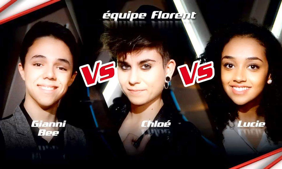 Gianni Bee VS Chloé VS Lucie - Epreuve Ultime (Saison 6)