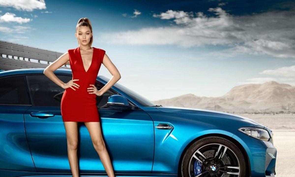 Vidéo Insolite : Dans quelle BMW M2 se cache Gigi Hadid ?