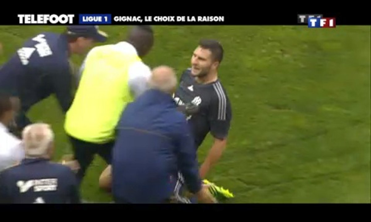 Equipe de France : Gignac, le choix de la raison