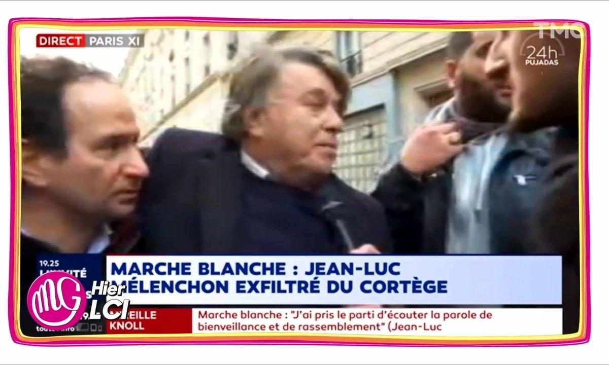 L'excuse bancale de Gilbert Collard pour justifier sa présence à la marche blanche en hommage à Mireille Knoll