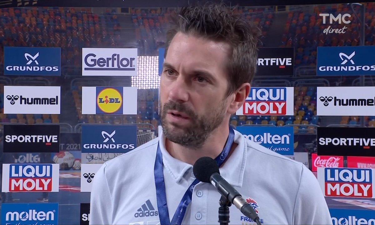 """Guillaume Gille : """"On n'a pas été au rendez-vous de ce match"""""""