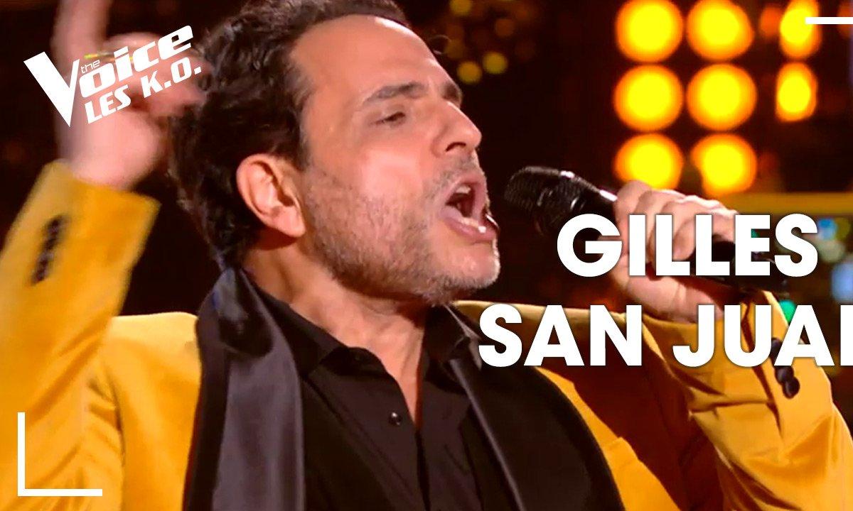 Gilles San Juan - Can't Take My Eyes Off You (Frankie Vallie version Gloria Gaynor)