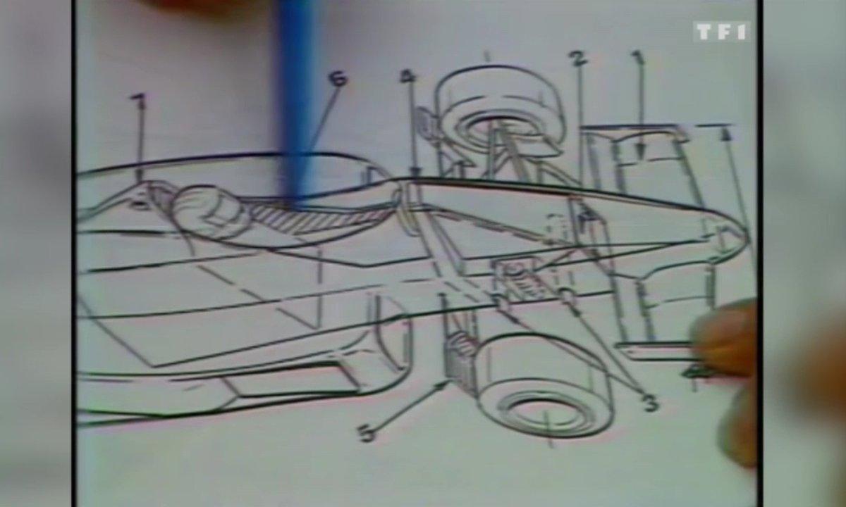 F1 : voitures limitées à 600 chevaux, et plus sûres ? - Automoto 24 mai 1986