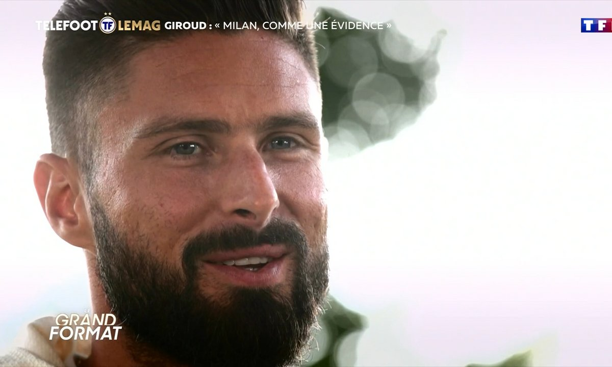 Grand Format : Giroud, sa nouvelle vie milanaise