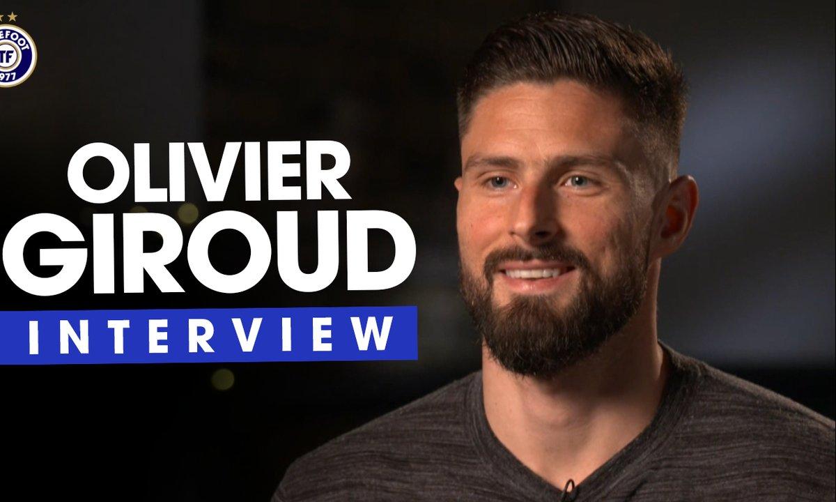 """EXCLU - Olivier Giroud : """"Si je suis encore à Chelsea, c'est le destin"""""""