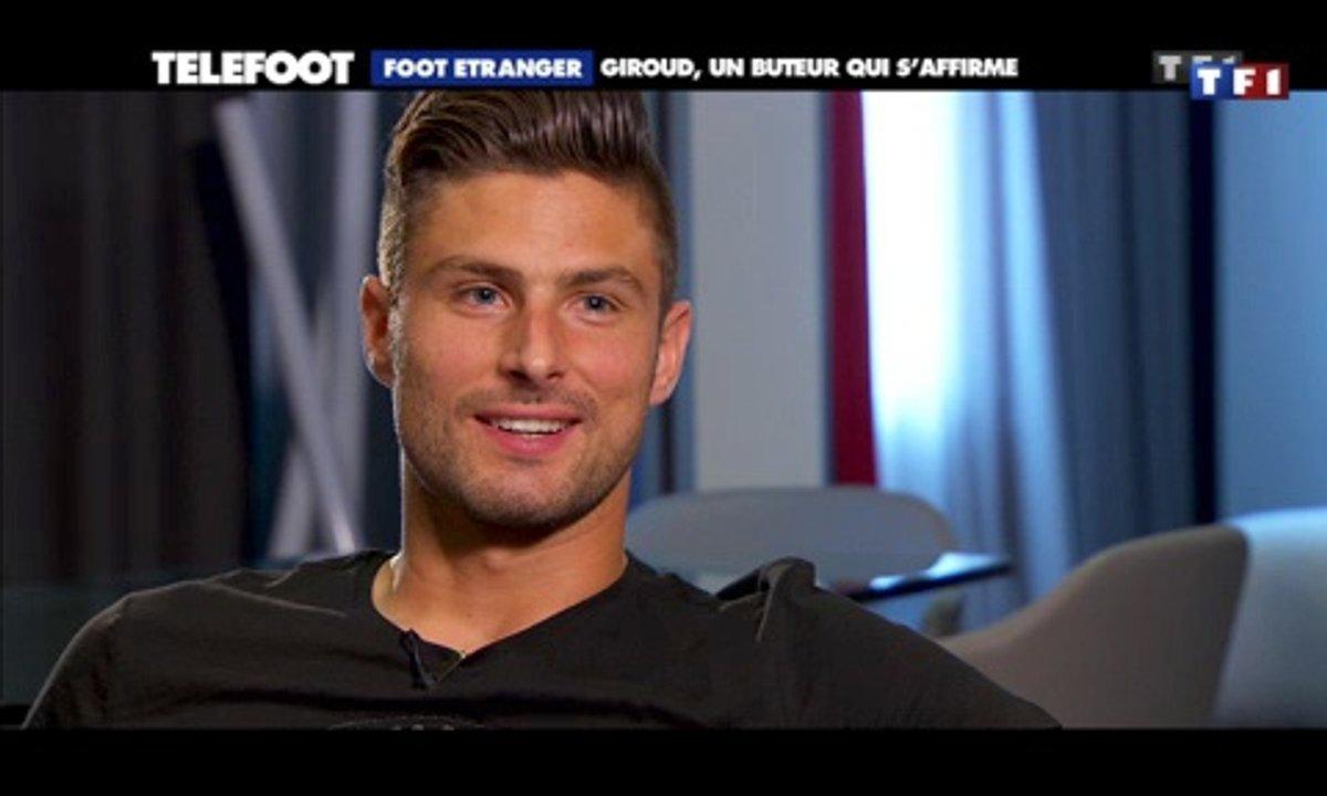 Arsenal : Giroud, un buteur qui s'affirme