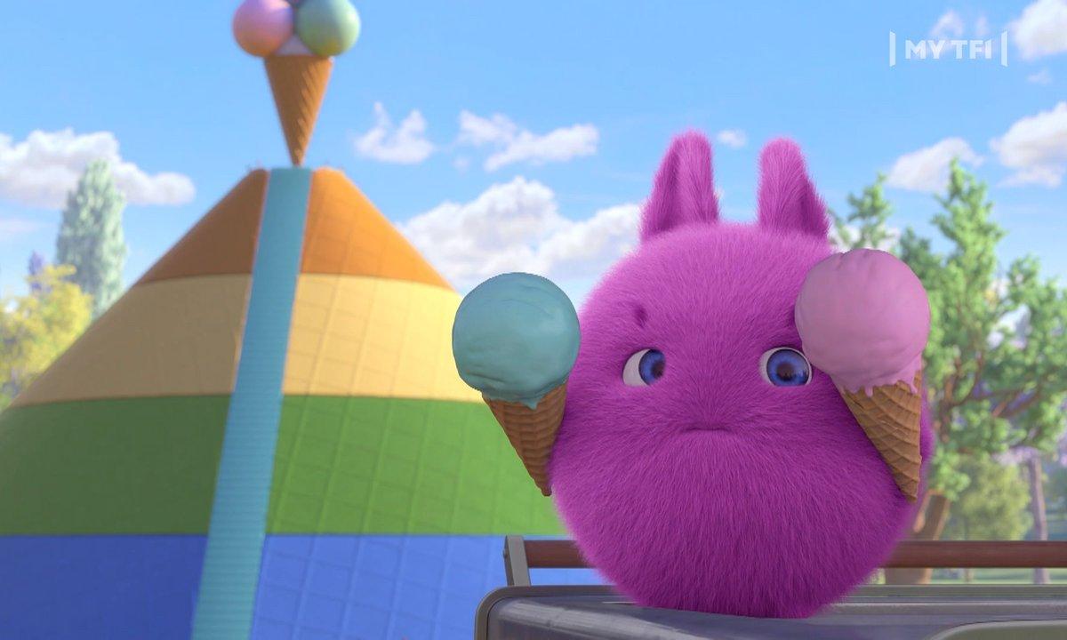 Sunny bunnies - S02 E25 - Glace géante pour petit lapin