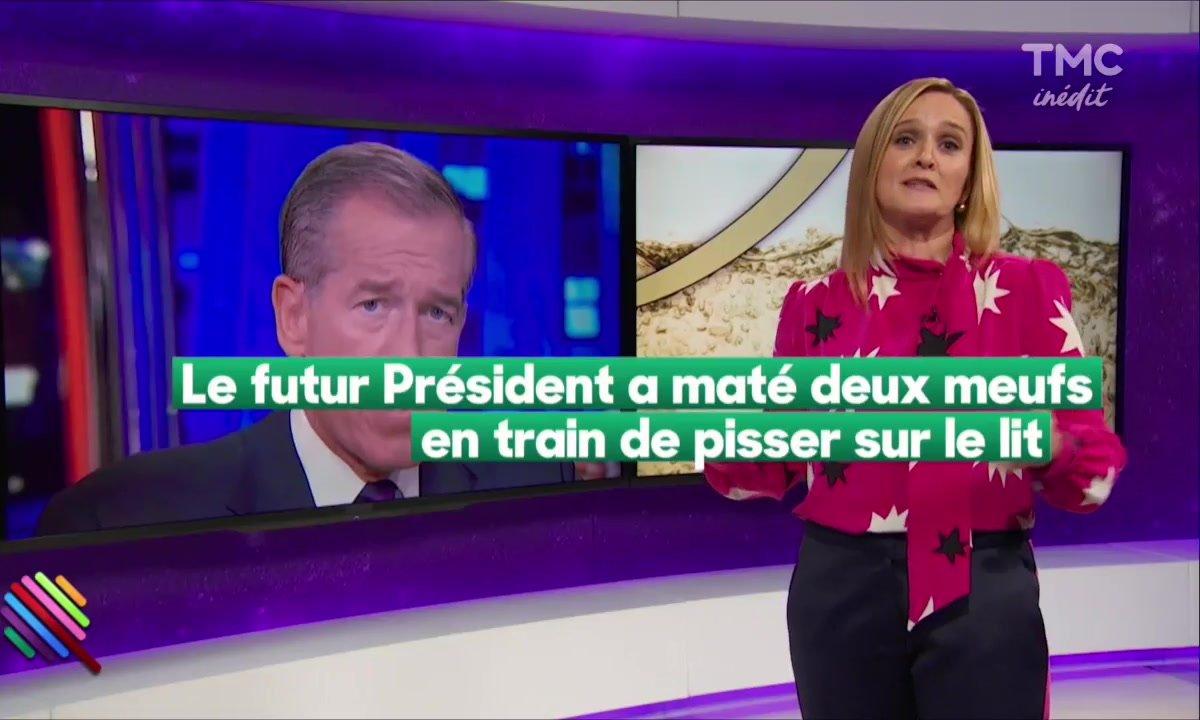 La Golden Shower de Donald Trump émoustille les médias français