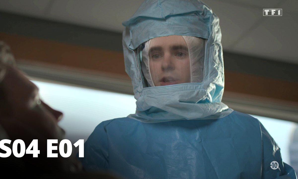 Good Doctor - S04 E01 - En première ligne (partie 1)