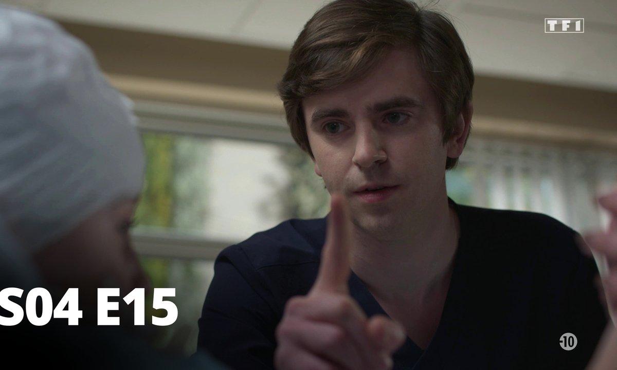 Good Doctor - S04 E15 - Dans la salle d'attente...