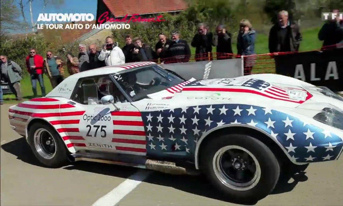 Grand Format : Automoto à la conquête du Tour Auto 2016