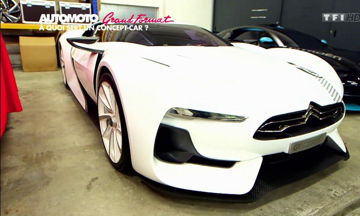 Grand Format : A quoi sert un concept-car ?