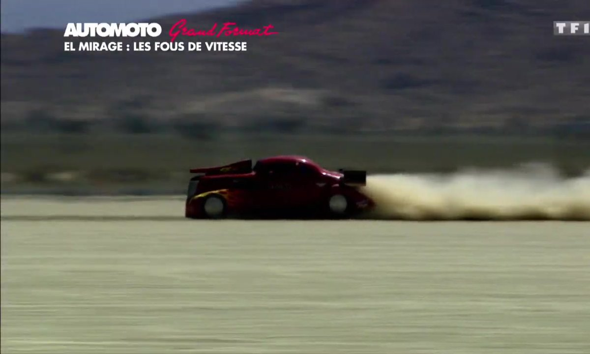 Grand Format : El Mirage, les fous de vitesse