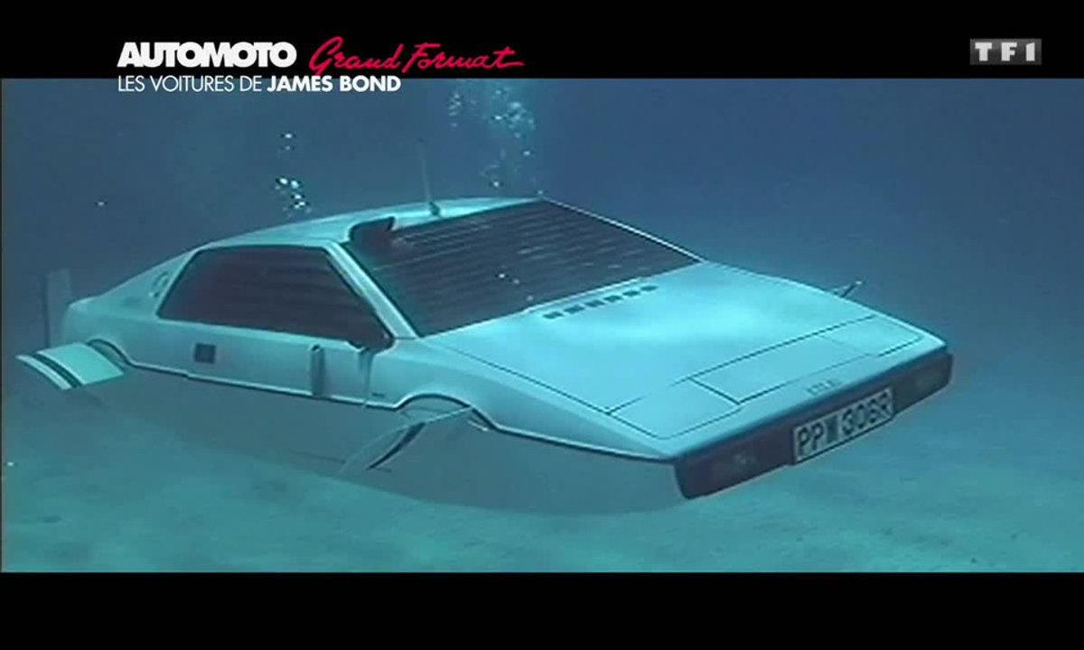 Grand Format : James Bond et les voitures, la légende continue