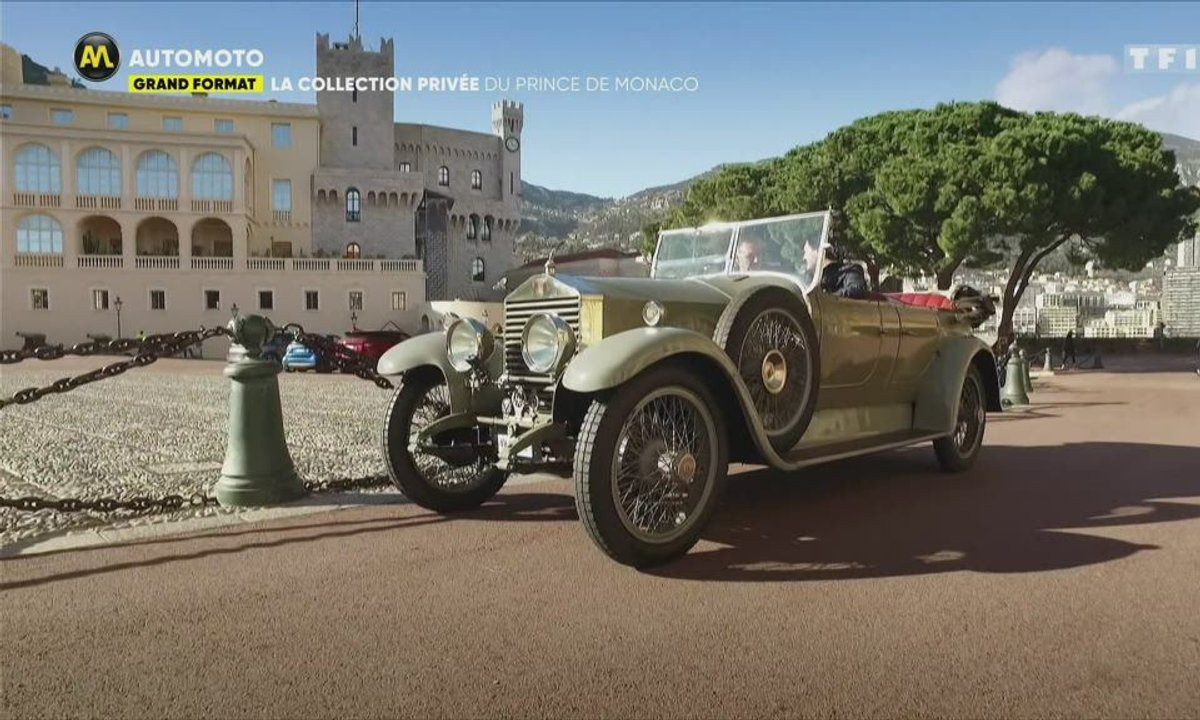 Grand format : la collection privée du Prince de Monaco