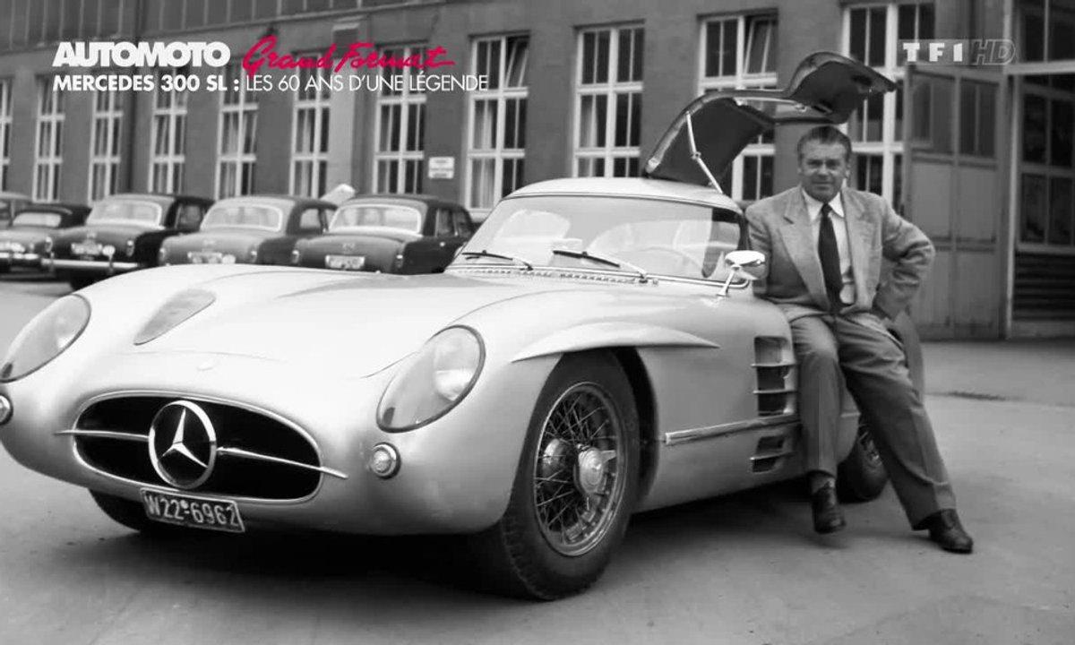 Grand Format : L'incroyable histoire de la Mercedes 300 SL