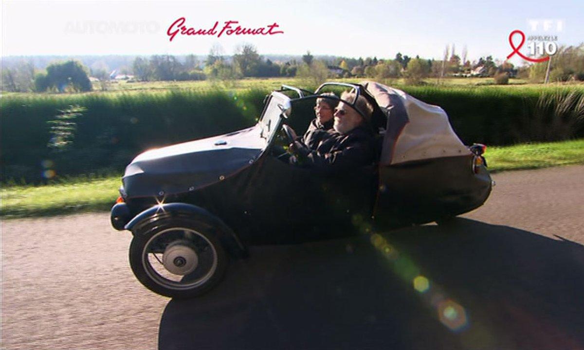 Grand Format : ces passionnés de... micro-cars !