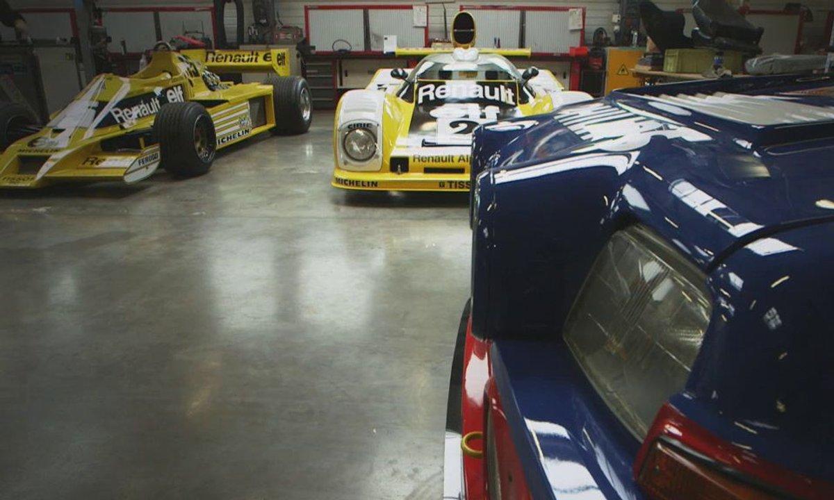Grand format : Renault, le garage aux merveilles